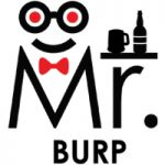 Mr Burp Logo animation created by our animation studio