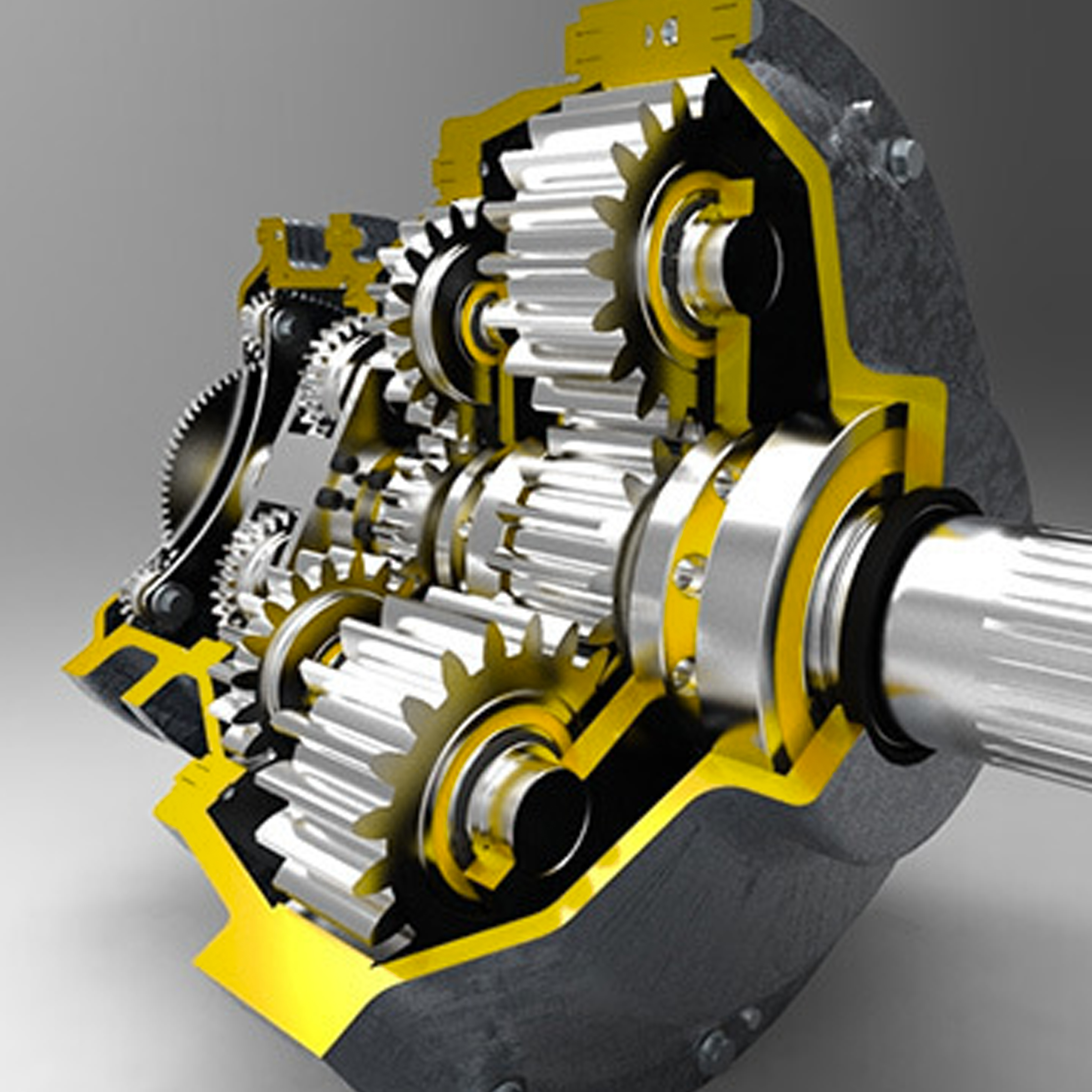 MECHANICAL ENGINEERING 3D ANIMATION VIDEO