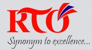 RTO Logo by our Animation studio