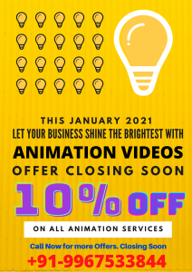 discount offers by dream engine animation company