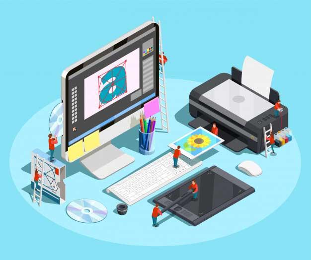 grahic designer Animation Studio in Mumbai Dream Engine Animation Studio, Mumbai
