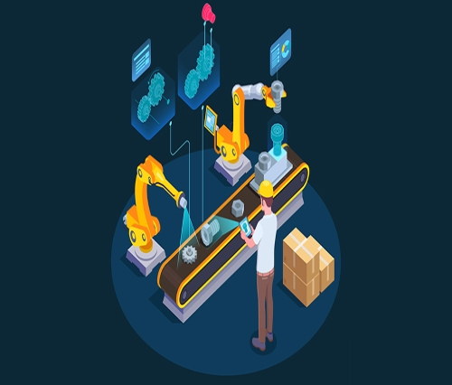 3D industrial animation Dream Engine Animation Studio, Mumbai
