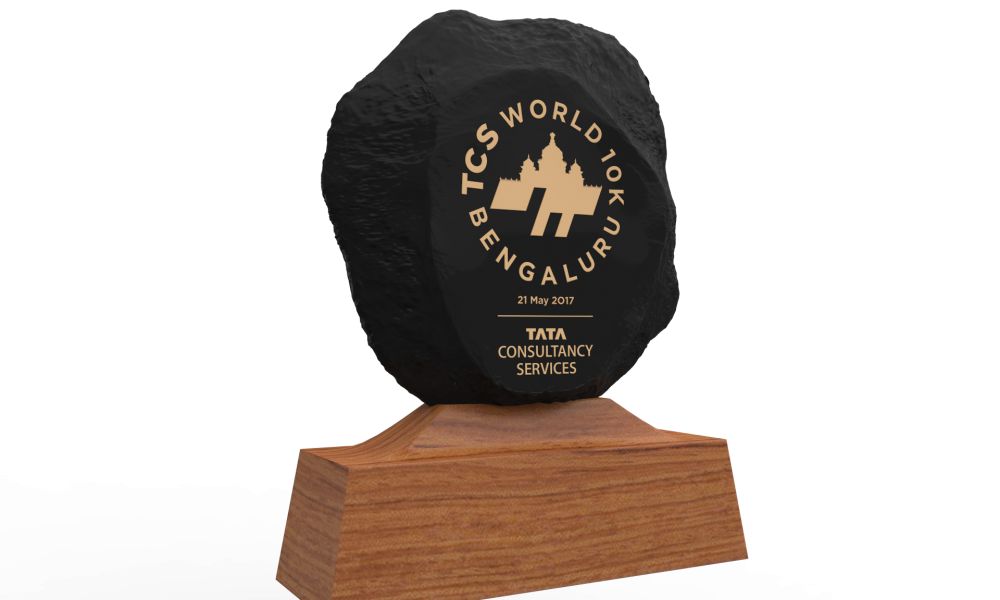 3d trophy modelling by our animation company in Mumbai